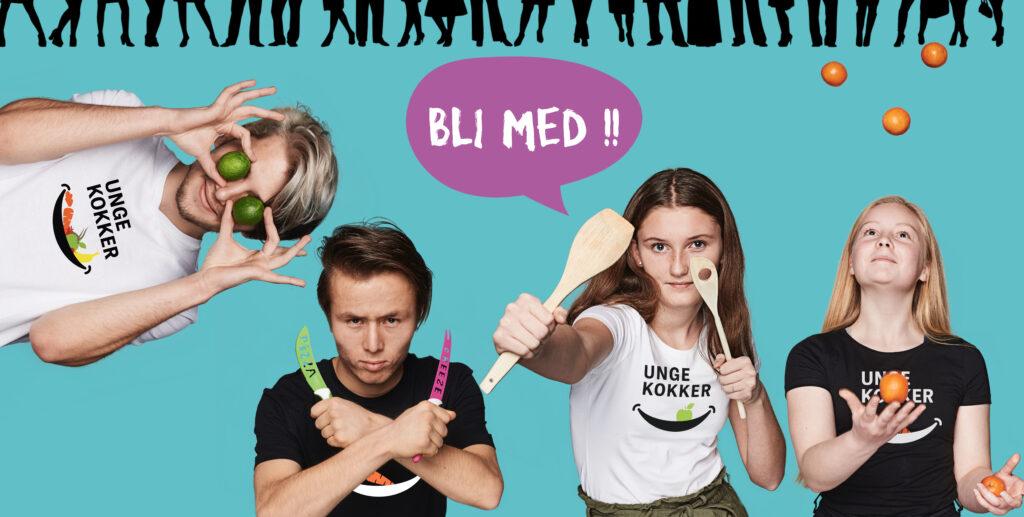Blimed2021 Unge Kokker